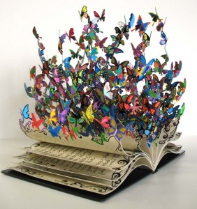 butterfly-and-book